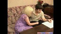 Сын мама тетя в русском порно